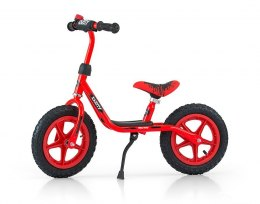 "Milly Mally Rowerek Biegowy Dusty 12"" Red"